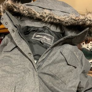 Eddie Bauer Winter Jacket Very Warm